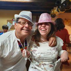 Pedro M Corvillo y Tania