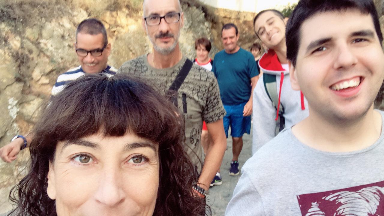 ACTIVIDADES Talleres Salidas Vacaciones en Adisga Asociación