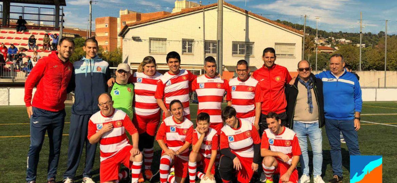 Adisga FC Sporting Gavà - Adisga Asociación