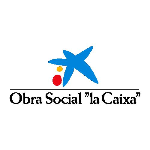 Colaboradores - Convenio y Financiacion - Obra Social La Caixa - Adisga Asociación